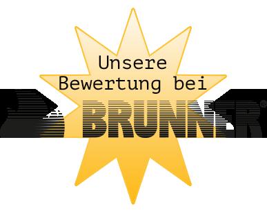 Bewertung bei Brunner